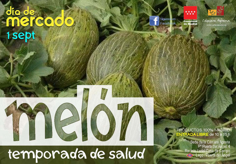 """En Septiembre participaremos en """"Día de Mercado"""""""