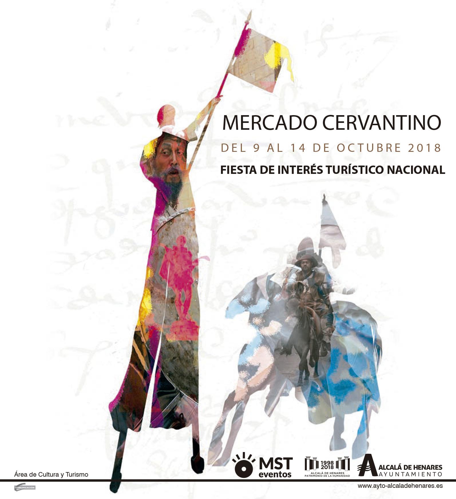 Viking Bad en el Mercado Cervantino de Alcalá de Henares 2018