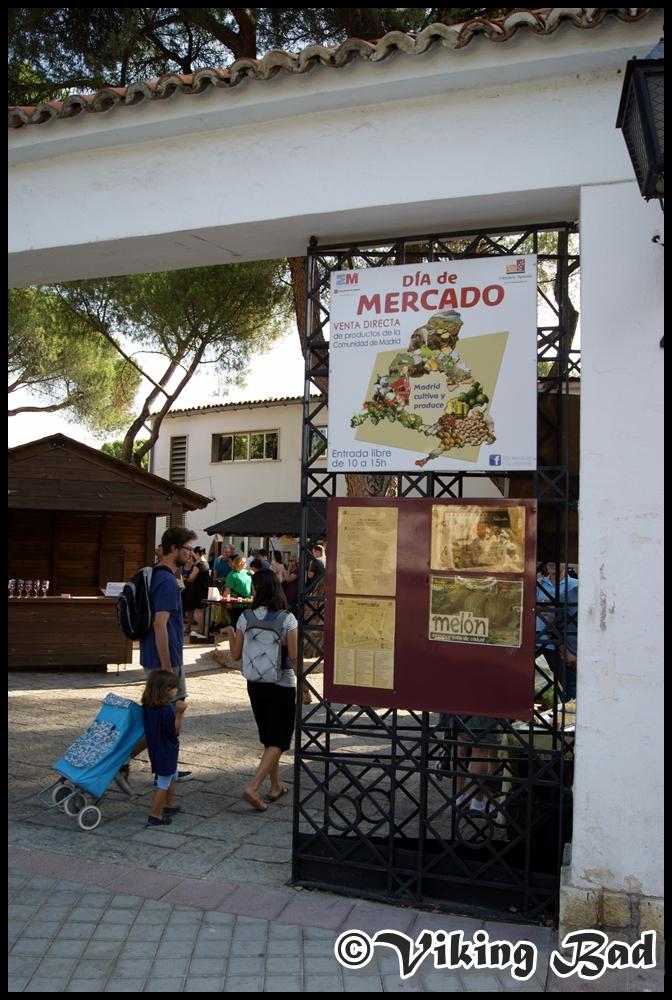 """""""Día de Mercado"""" de septiembre 2018 en imágenes"""