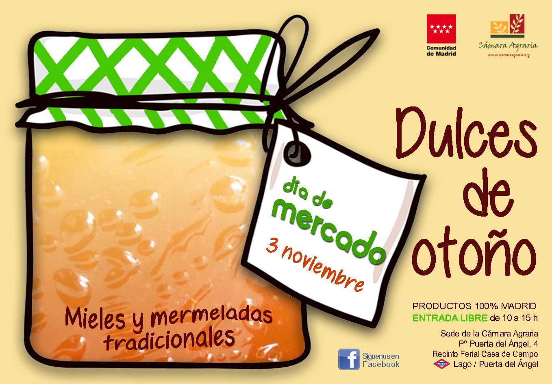 """El 3 de noviembre volvemos a """"Día de Mercado"""""""