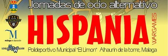 Calentando motores para el Hispania Wargames 2019