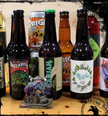 Otros hidromieles y cervezas