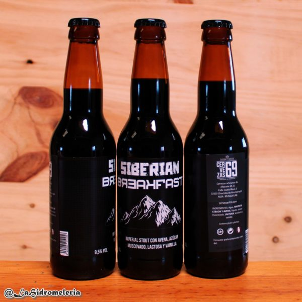 Cerveza Siberian Breakfast